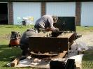 2008-03-29 Arbeiten am Rahmen der DS 28.