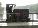 Die Aufräumfahrten mussten bei starkem Regen durchgeführt werden.