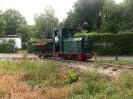 2013-08-08 Transport von der Baustelle zur Abraumhalde.