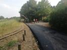 Asphaltierung Zufahrtsweg 2