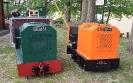 Die beiden DL6 aus Ennepetal und Siegen warten auf ihren Einsatz.